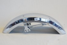 Benelli 250 TS vorne (50) 1Serie mit Trommelbremse