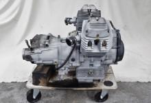 Moto Guzzi Motor Getriebe V35 Imola